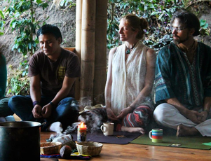 healing cacao ceremony