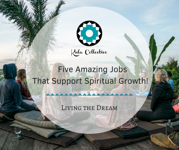 spiritual jobs e-book free giveaway kula collective
