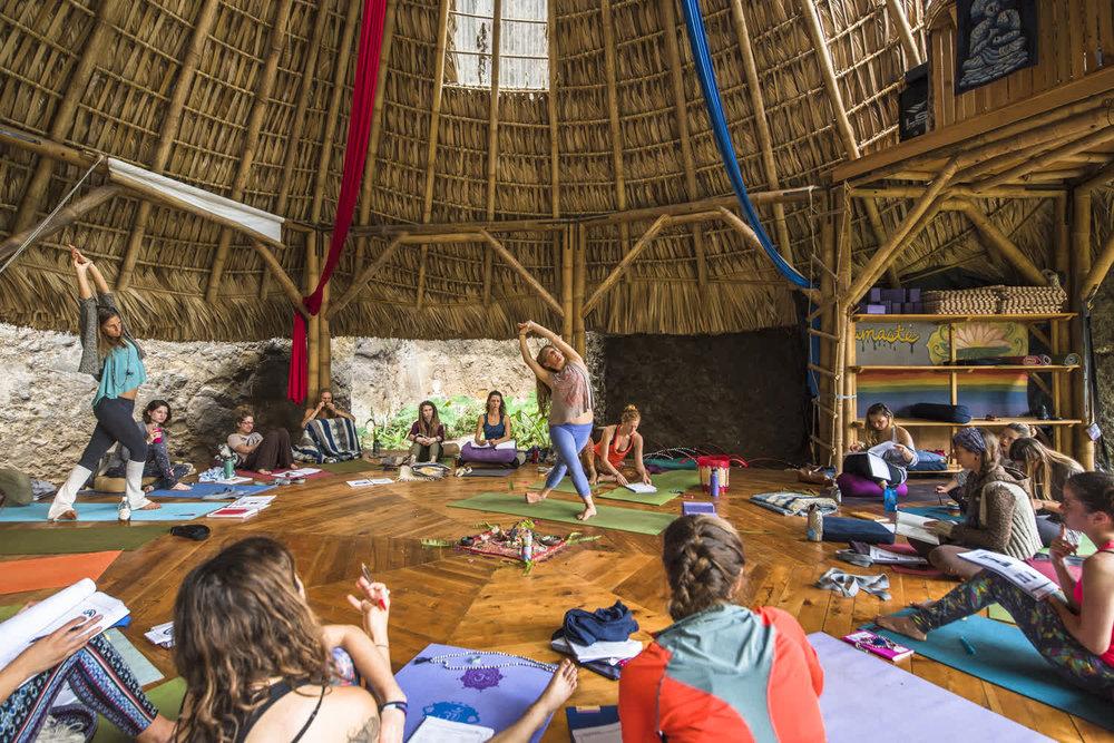 ancient wisdom yoga teacher training