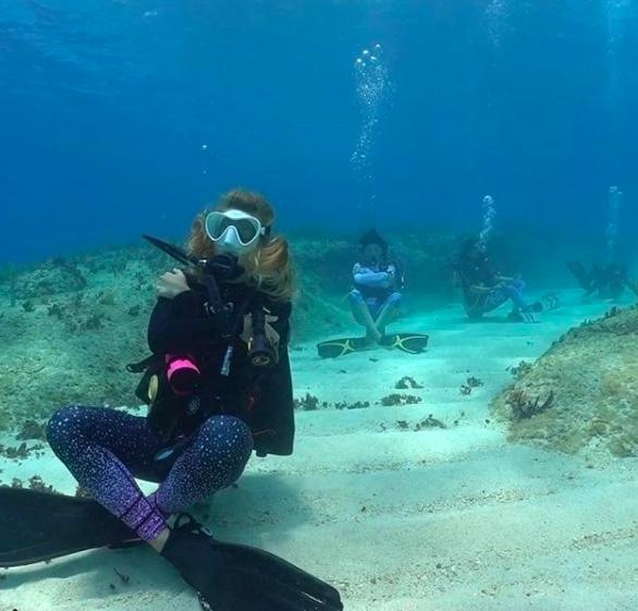 pranayama and diving