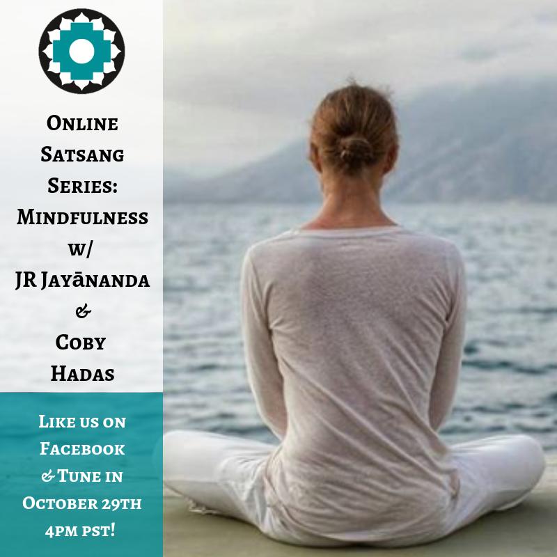 online satsang holistic yoga