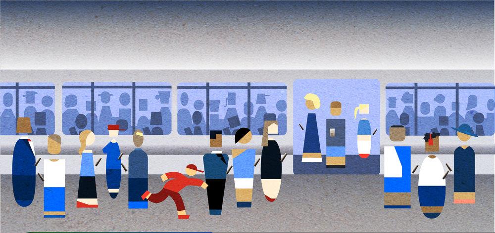 Metros, WiFi, and Crime
