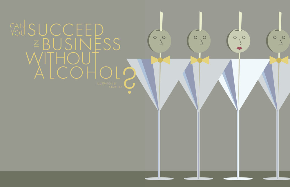 Can You Succeed In Business Without Alcohol