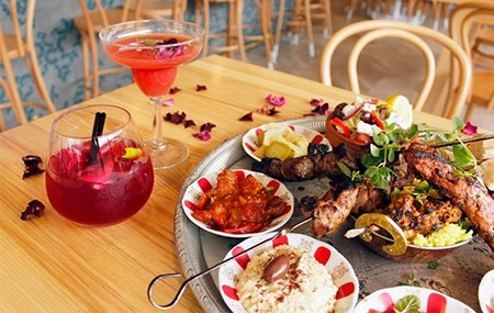 BODRUM KITCHEN  An exciting new addition to The Promenade's dining options, Bodrum Kitchen's menu is inspired by Mediterranean street food, particularly Greek and Turkish cuisine.  With experts in both cultures in the kitchen, their dishes are a true celebration of traditional flavours.    09 578 1265  or  visit website