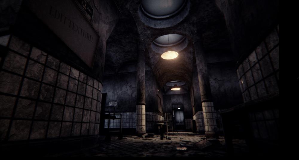 Environment 2 - Abandoned Hospital
