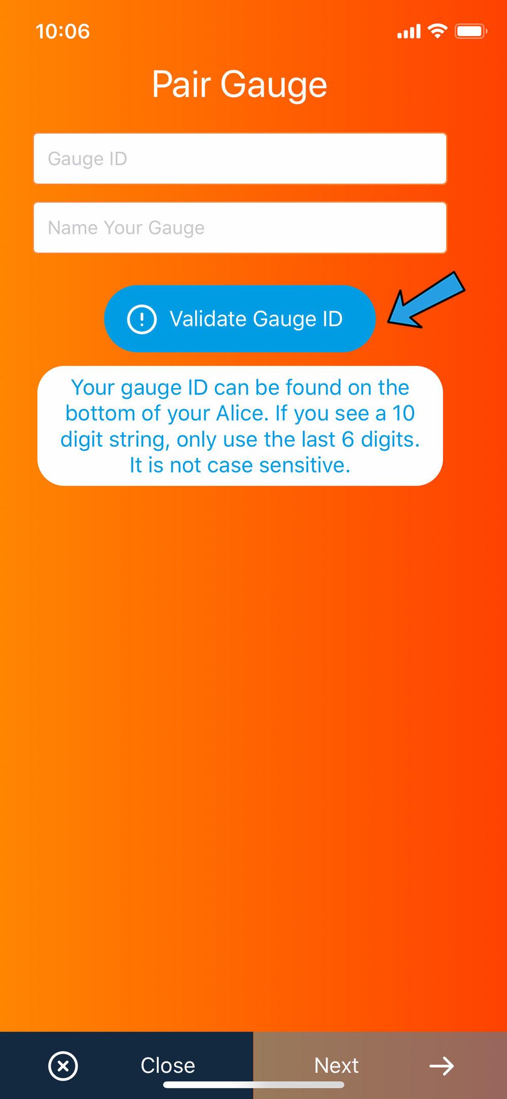Pair gauge - validate button.jpg