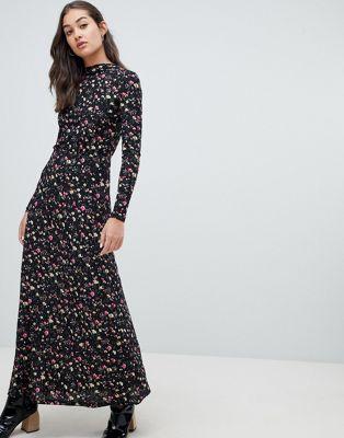 SS19 Trends- Romantic Dressing Maxi Dress