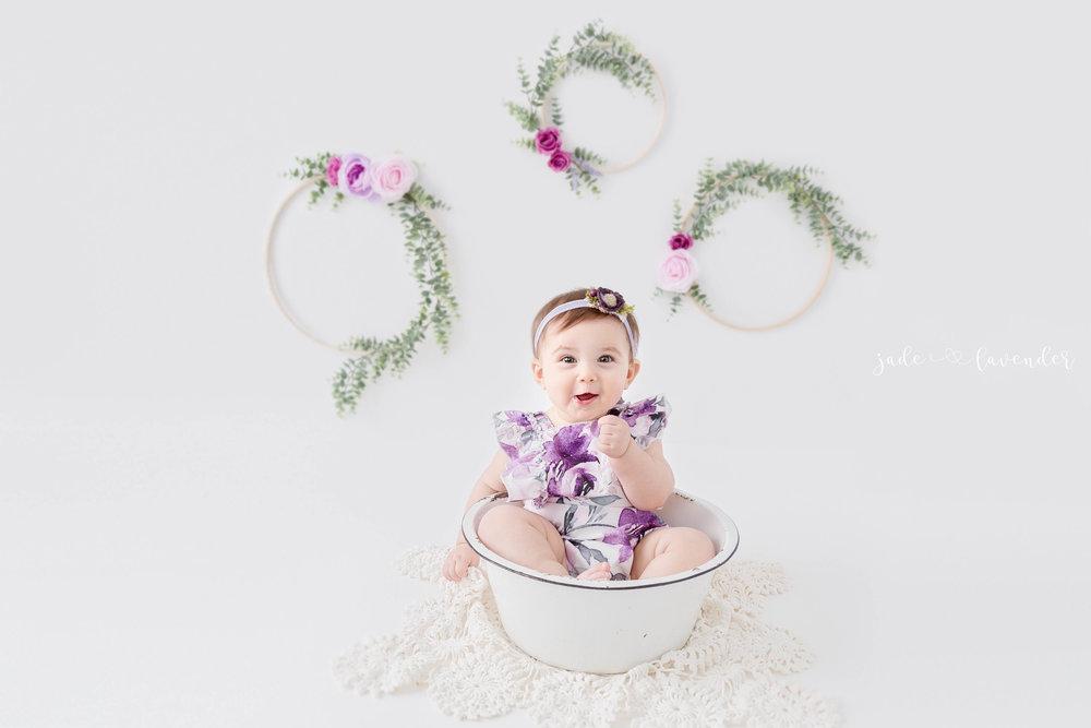 milestone-photos-six-month-photos-baby-images-milk-bath-spokane-washington.jpg