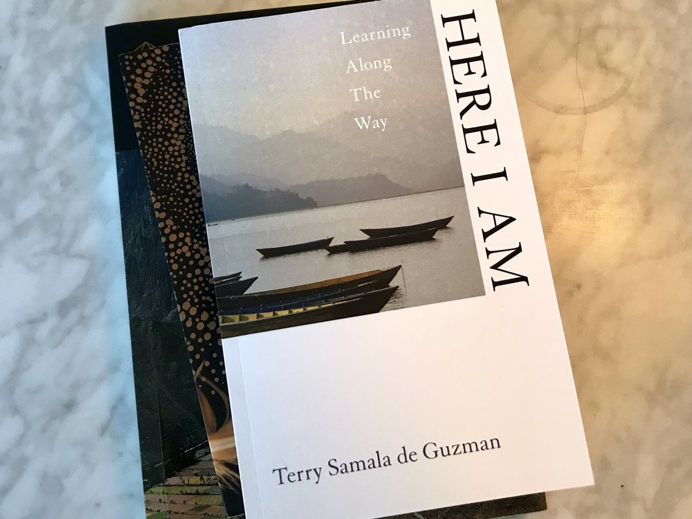 Terry's Book - Read Terry's book, Here I am, Learning Along the Way, as she reveals her hard-won life tenets and shares how one can:• Embrace unexpected opportunities• Find power in being different• Discover strength in faith• Apply learning to growth