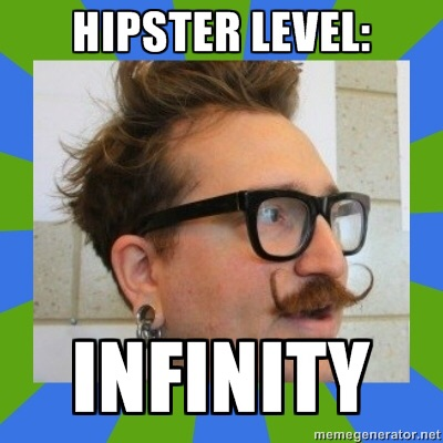 I am the INFOSEC Hipster.