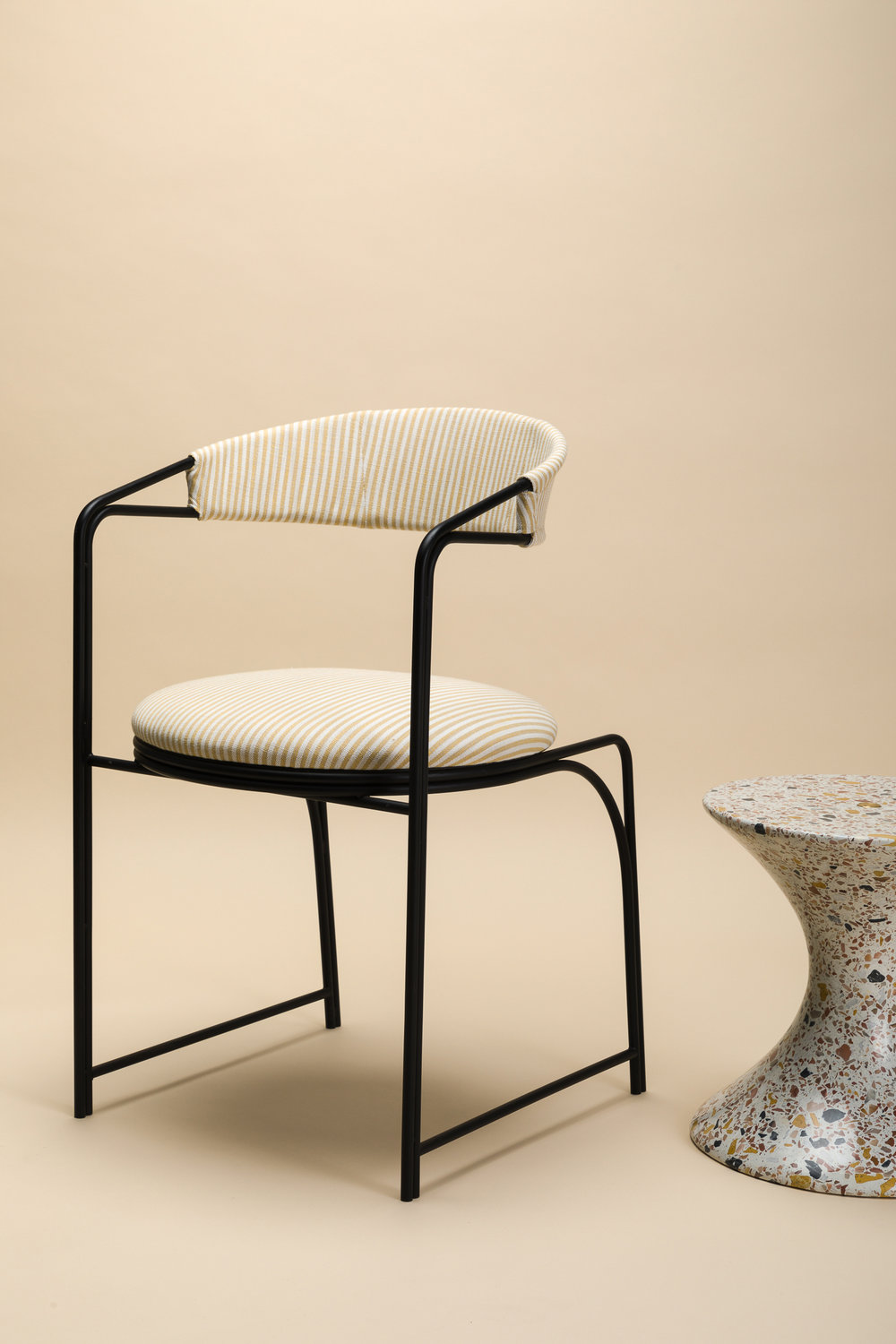 Awesome Bacall Chair