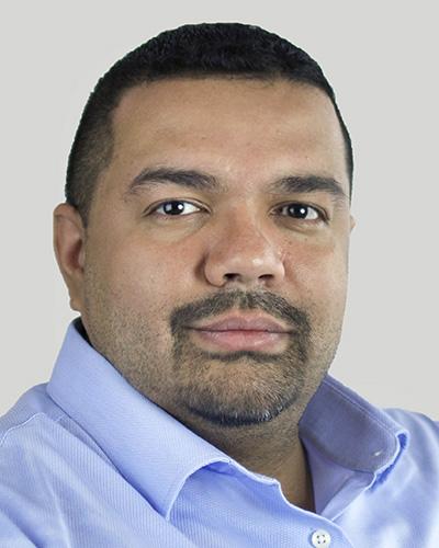 Joel Restrepo  Senior Systems Engineer