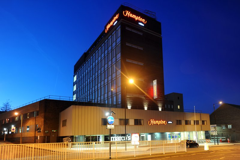 HAMPTON BY HILTON - SHEFFIELD