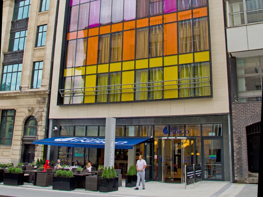 HOTEL INDIGO - LIVERPOOL