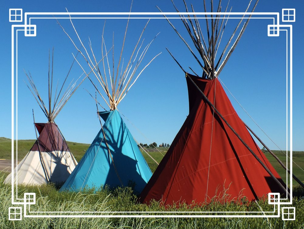 Bii Gii Wiin Native CDFI Tepee White Blue Red.jpeg
