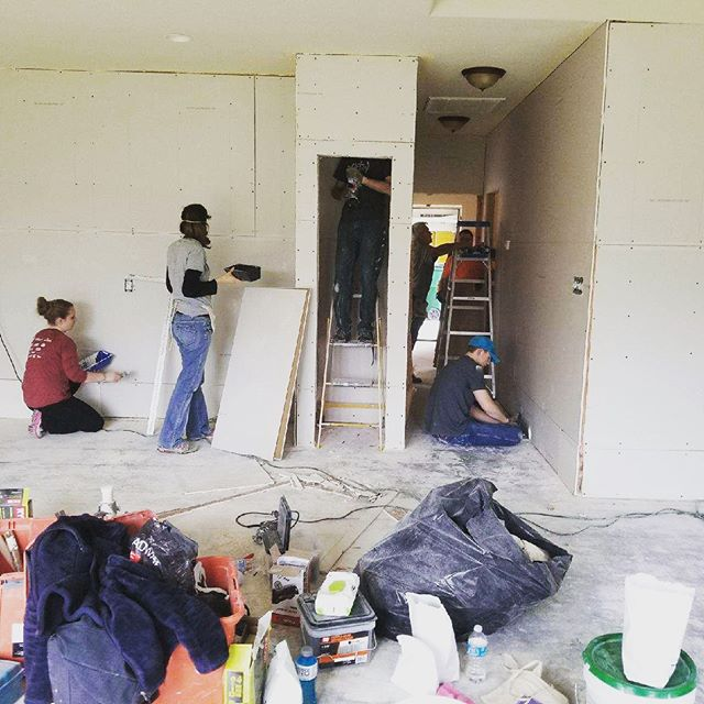 Here are a few of the volunteer teams helping rebuild homes.  We are so thankful!  We are currently rebuilding homes in Harden county.  If you want to volunteer please visit the website above and fill out the volunteer form.  God's is allowing us the opportunity to help many lives. . . #harveyrecovery #hurricaneharvey #hurricane #recovery #rebuild #stayingstrong #godisgood #blessings #lovepeople #nonprofit #volunteer #volunteering #stillworking #thankful