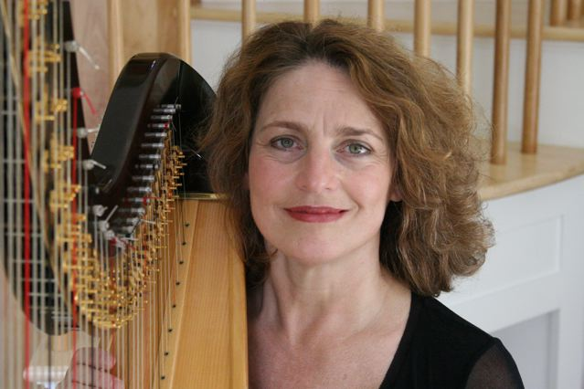 Artist: Elizabeth Morse, Harpist