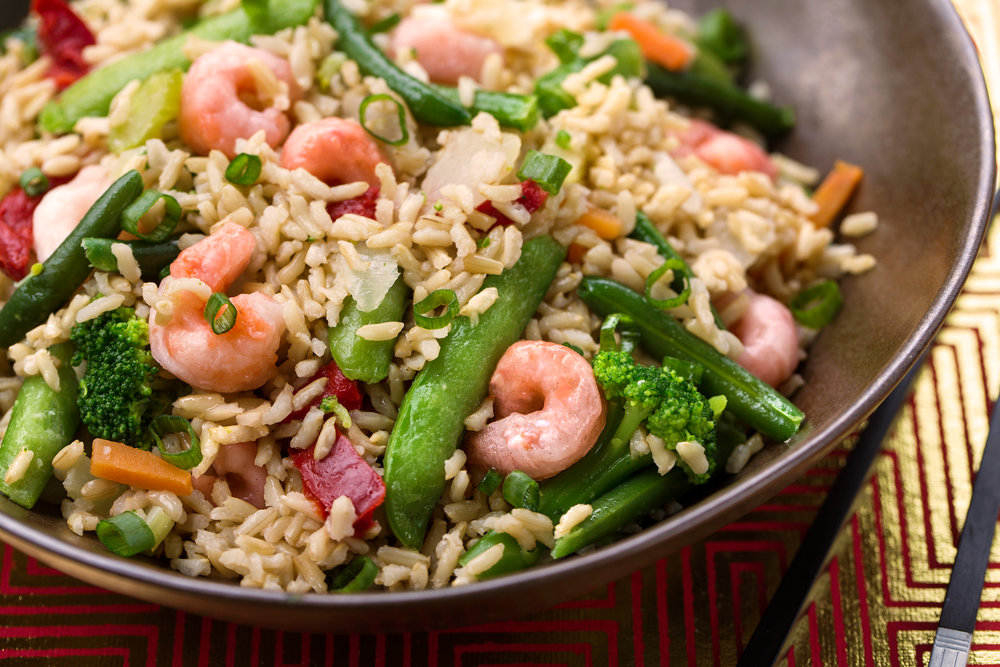 Seafood from     Seaplants - We've always looked to the ocean for product inspiration. Our shrimp is made from natural and sustainable ingredients like algae and plant proteins. It's easy to include in dishes you eat everyday.