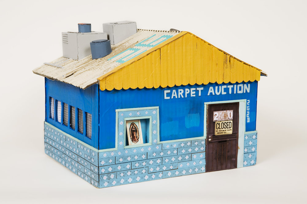 Carpet Auction, 2009