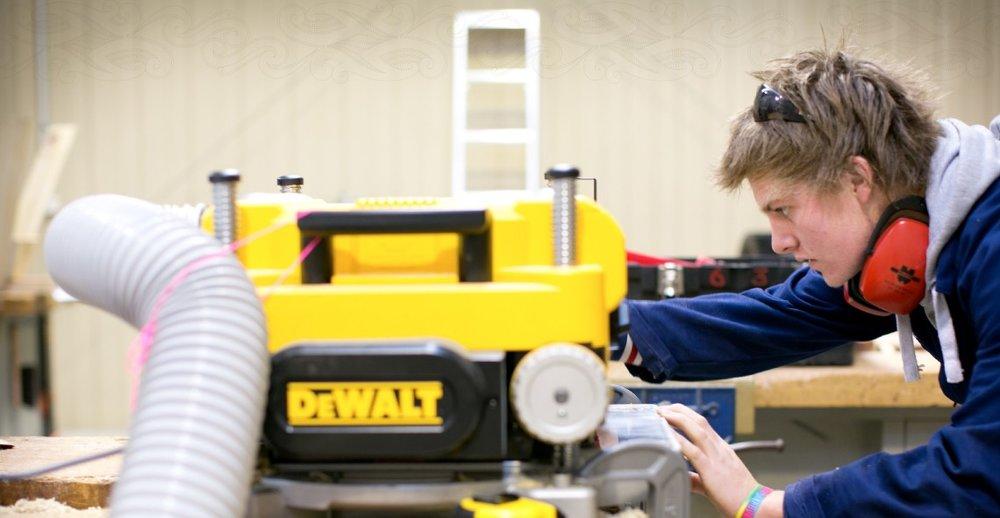 Otago Polytechnic Trades Academy