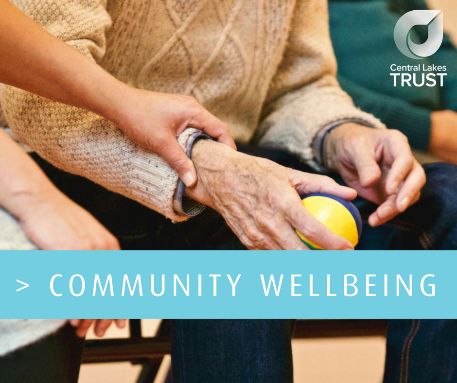 To support and strengthen community organisations which address social problems or improve health outcomes for the people in our region. This includes the advancement of religion.