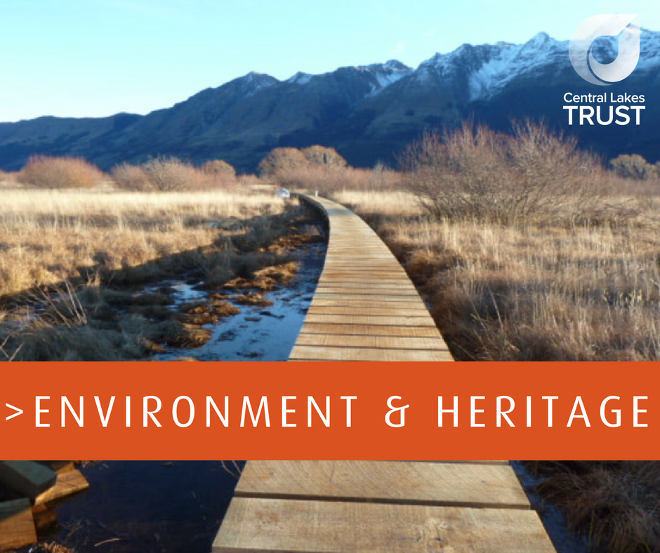 To support projects and organisations that preserve and promote the physical and cultural heritage of our region and that protect and enhance the environment in which we live.