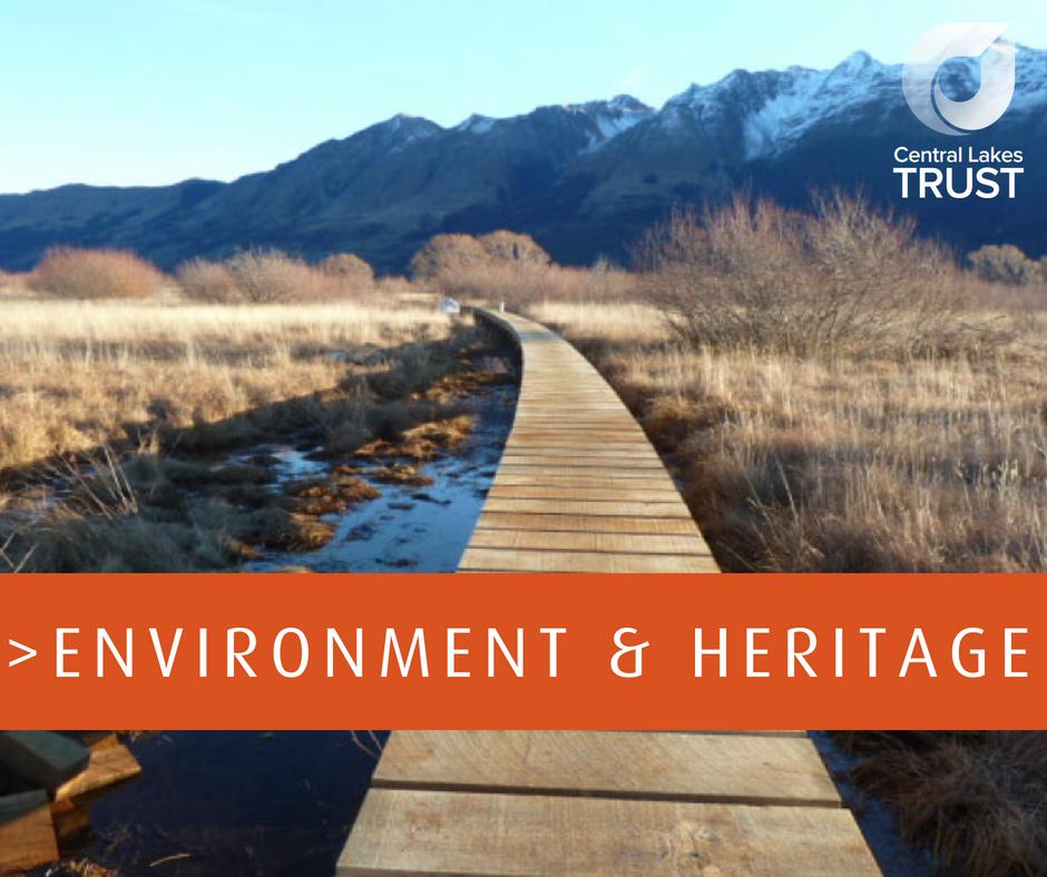 Environment & Heritage