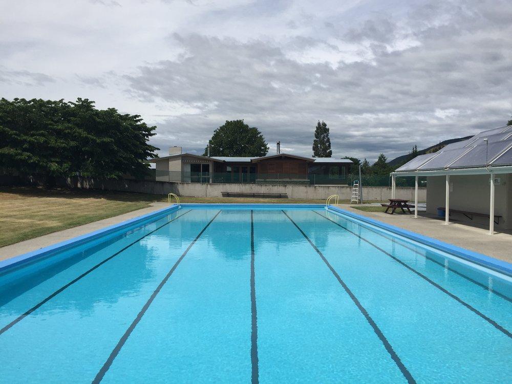 Miller's Flat Swimming Baths