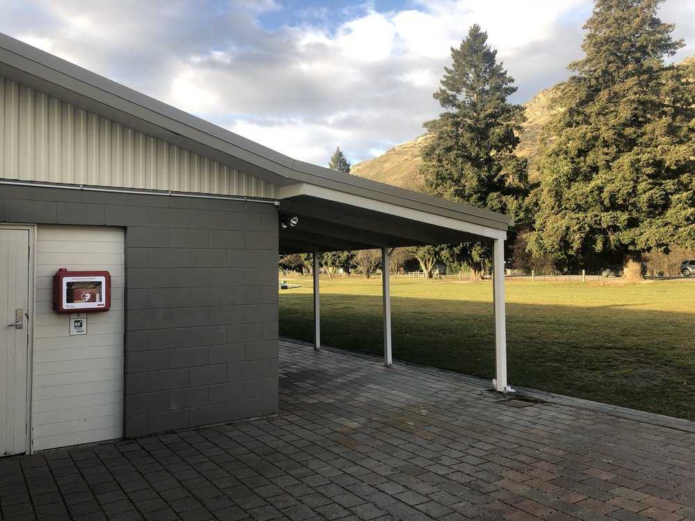 """On behalf of the Queenstown Lakes District Council, I would like to thank you very much for the grant towards the cost of a defibrillator to be located at Lakes Hayes Pavilion, it will be of great benefit to the community.""  - Deb Husheer, Community Venues Team Leader, QLDC"