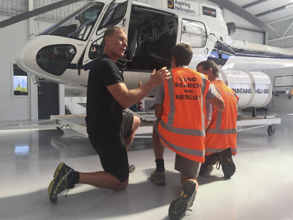Central Otago Search & Rescue Volunteers