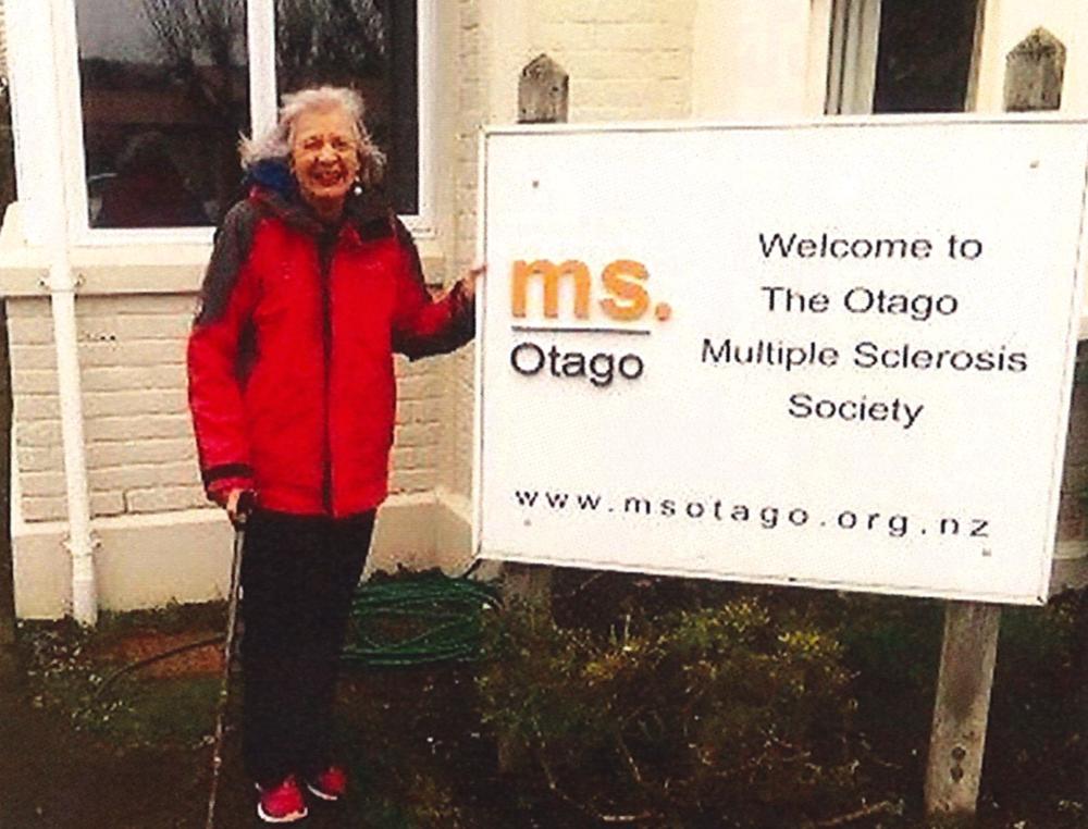 Otago Multiple Sclerosis Society