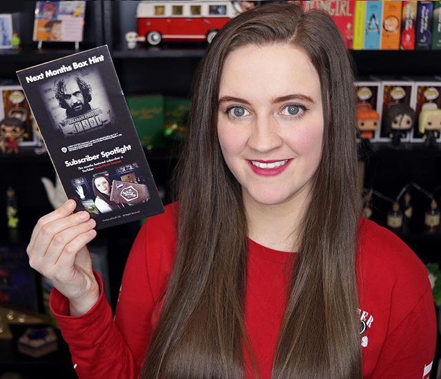 I am so excited to be this months Subscriber Spotlight! Checkout my reaction, the link is in my bio. Thanks GeekGear!  #geekgear #geekgearbox #unboxing #subscriptionbox #harrypotter #worldofwizardry #worldofwizardrygeekgear #youtube #youtuber #potterhead #harrypotterfan #harrypottersubscriptionbox #ilovegeekgear