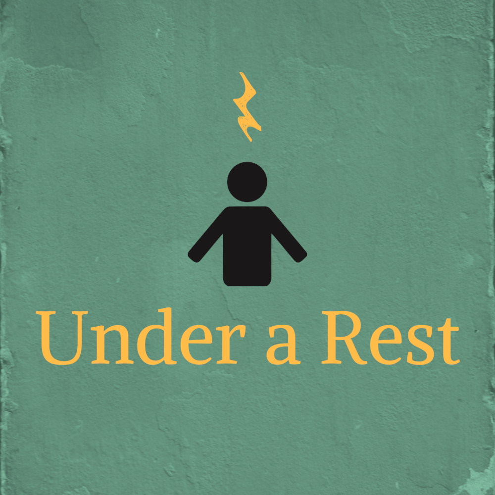 Under a Rest