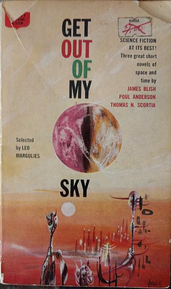 034- Alien Night, by Thomas N  Scortia, 1957 — Everett Book Club