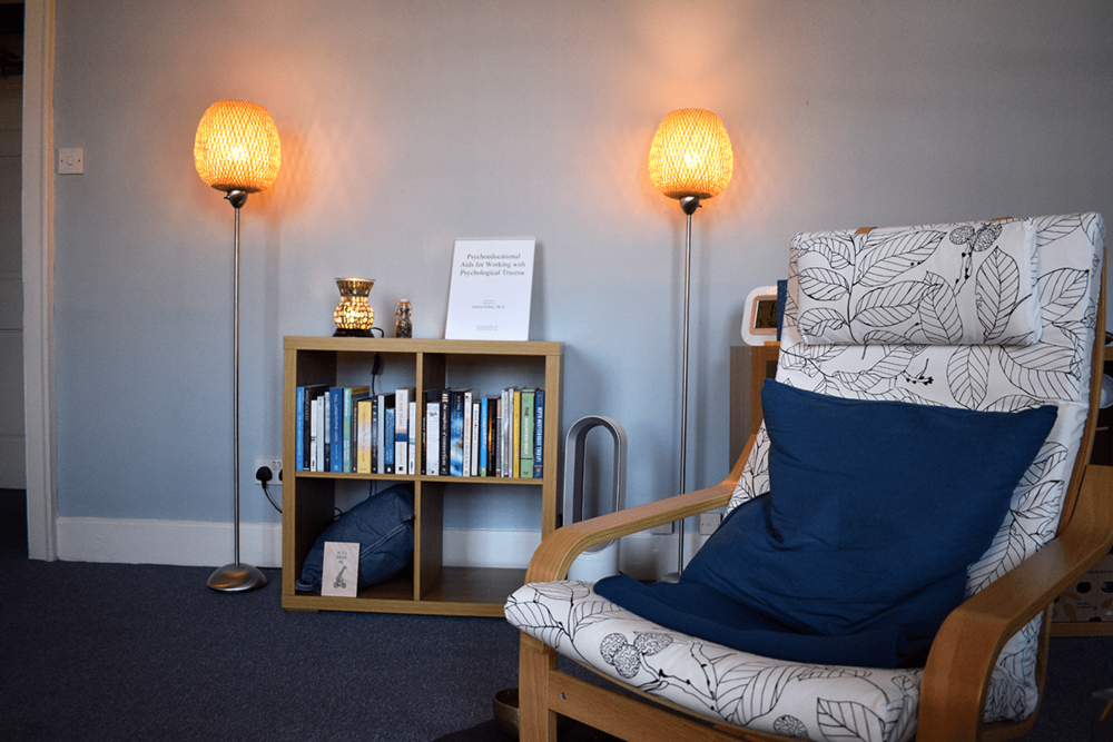 Interior - Wakefield counselling room