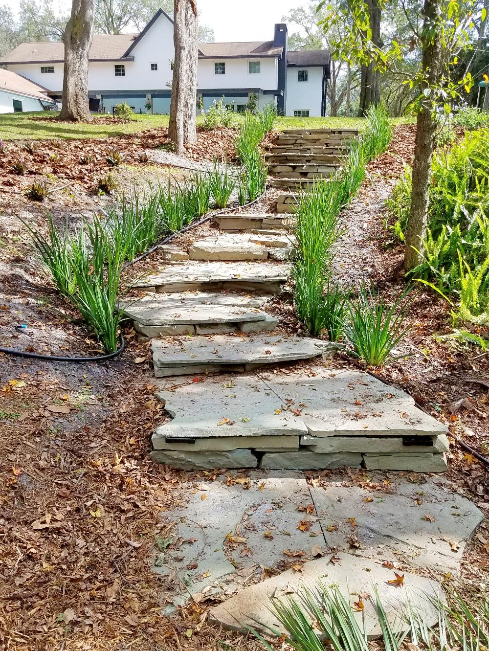 Natural Stone — Earthwise Horticulture