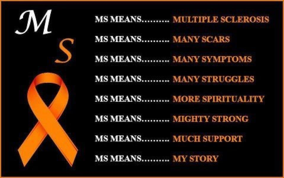 #1. help Spread awareness - With helping to spread the word about this little known disease, you will be helping us with bringing awareness to MS. So sharing our project, research you may have done, or telling others about MS, you will be helping us to educate those who don't know anything about it.