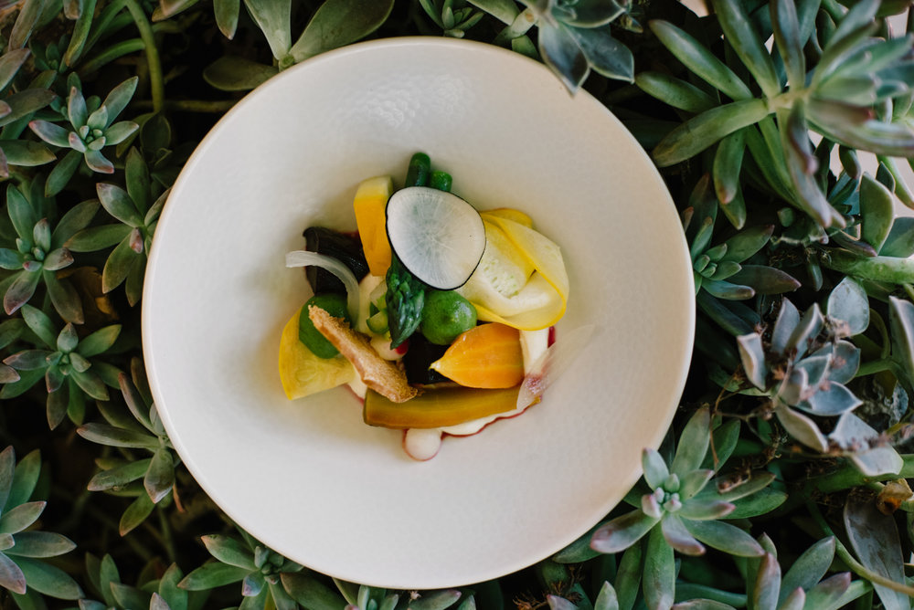 2018 SPRING SEASONAL LUNCH AT MARGAN - SPECIAL GUESTS ALESSANDRO AND ANNA PAVONI