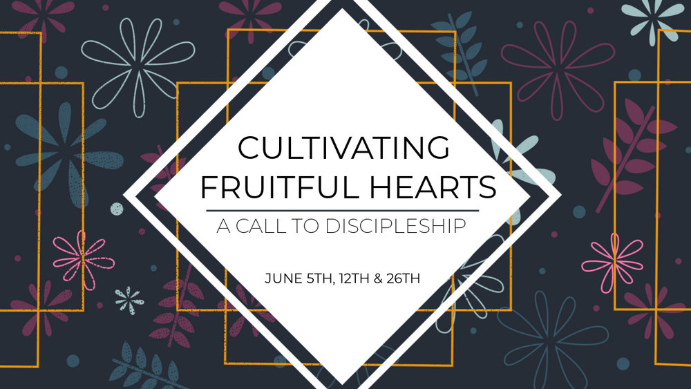 A Call to Discipleship - Jesus told us to make disciples of all nations, but how exactly do we make disciples, not just converts?