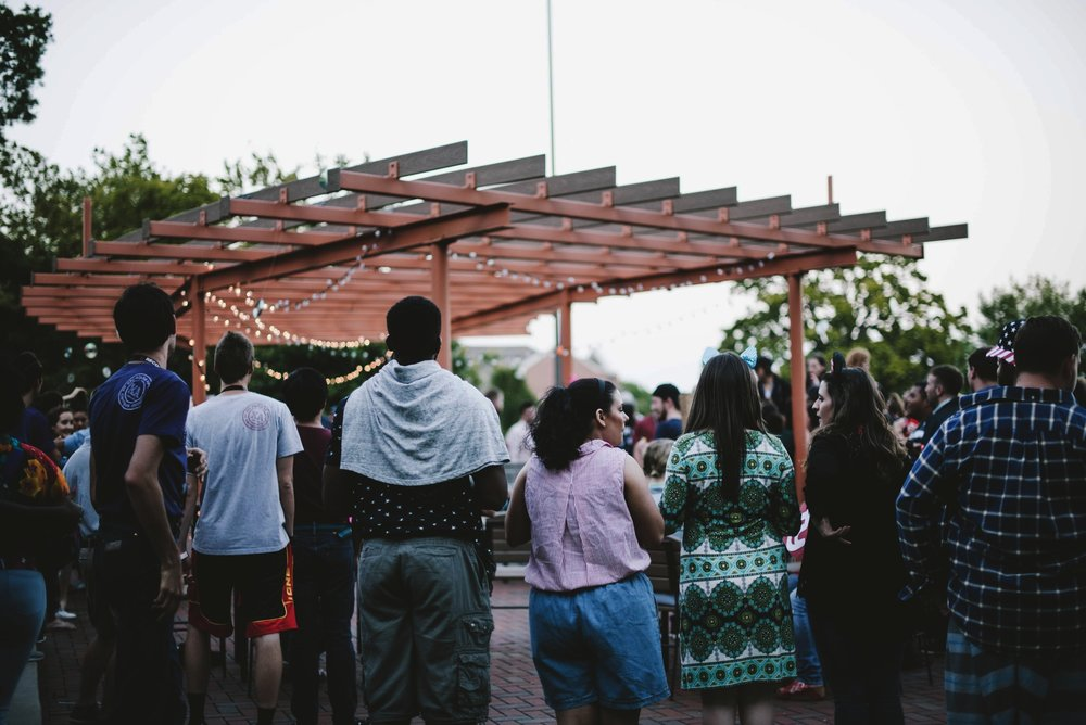Join a Group - Growth happens in community. Groups are a great place to make friends and grow in your relationship with God. Seehwat can happen when you live in community.