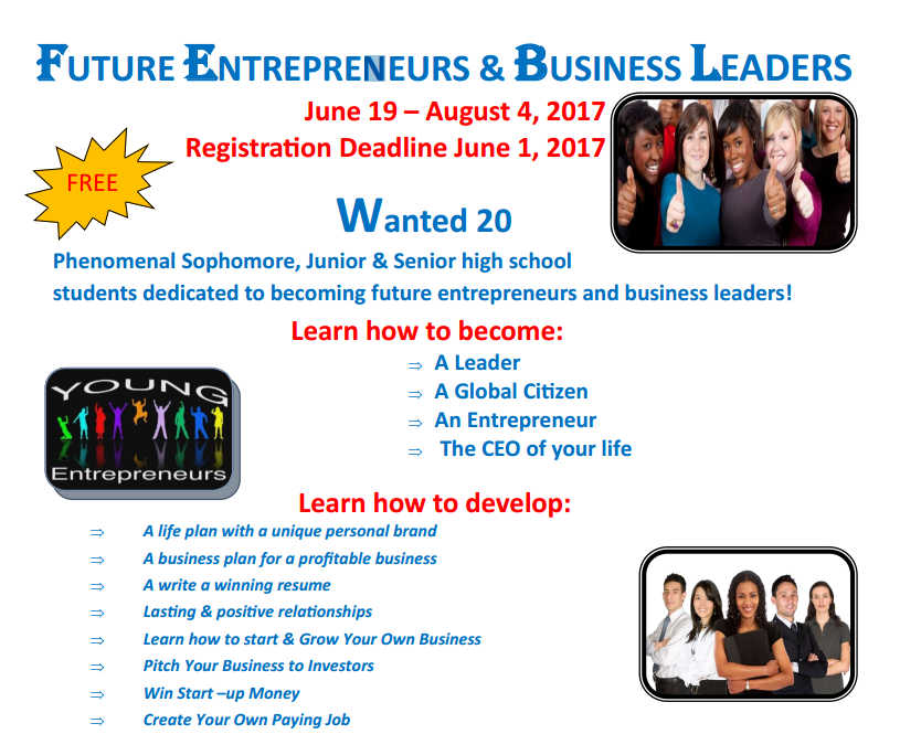 Future Entrepreneurs & Business Leaders