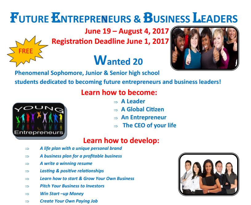 Future Entrepreneurs & Business Leaders