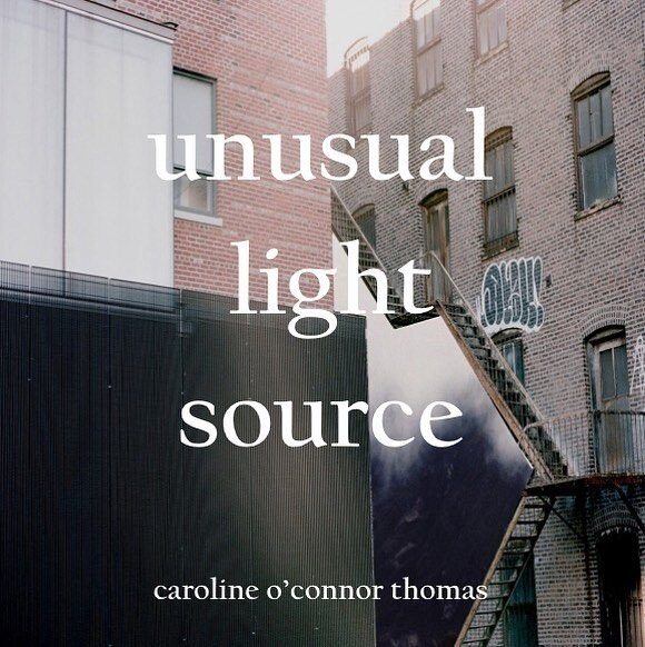 Unusual Light Source  is the first chapbook length work by Caroline O'Connor Thomas, published by White Stag Publishing .