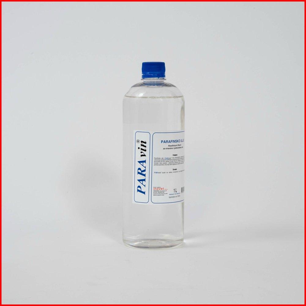 PARAvin - Primjena:Zaštita vina, sokova i drugih tekućina od oksidacije (kvarenja)
