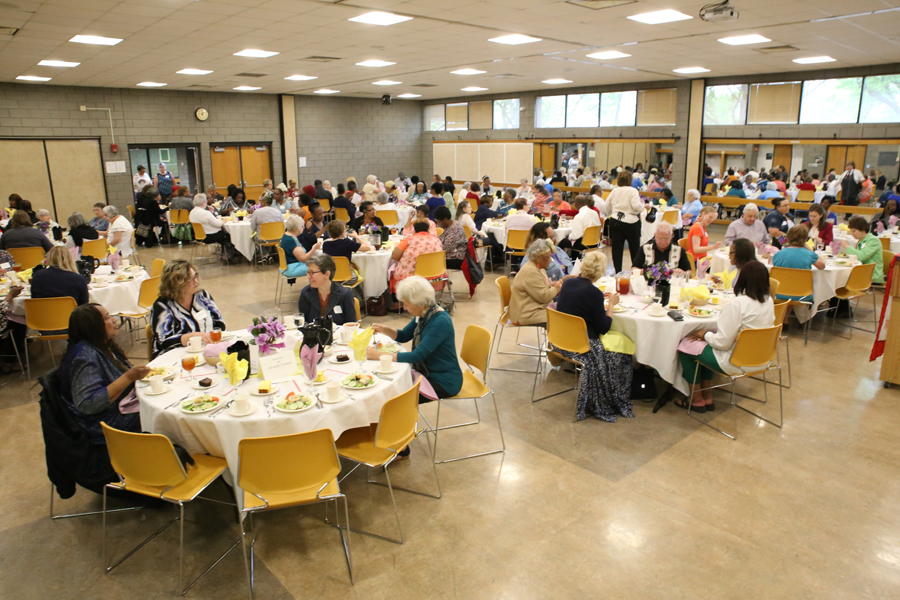 Foster Grandparent Volunteer Recognition Luncheon, May 18, 2018