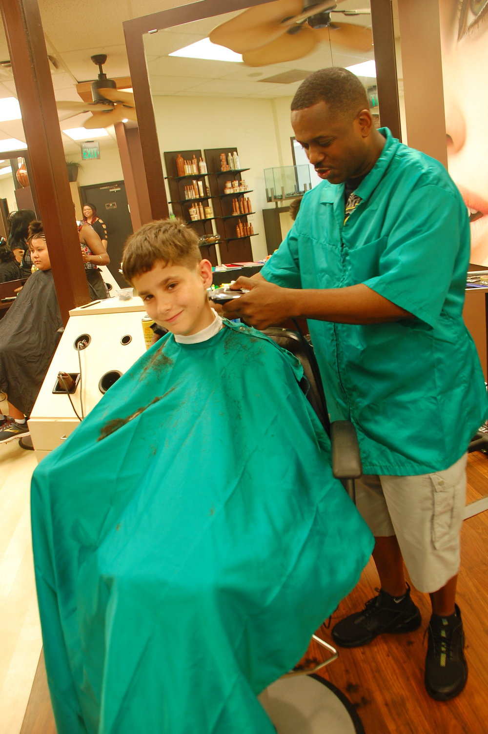 Alex Sendem Haircut.JPG
