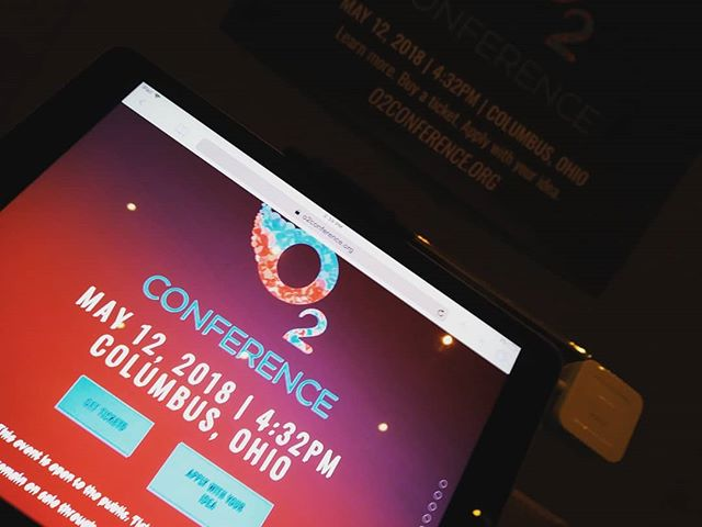 Tickets are selling like hotcakes. 255 are already planning to be in attendance and 400 is capacity. For now you can still buy a ticket at www.o2conference.org. Come and be inspired! #o2conf