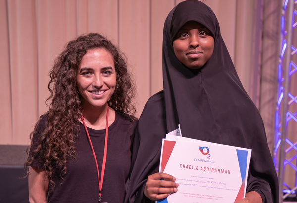 The Underrated power of teenagers - Khadijo Abdirahman with Madison Mikhail Bush