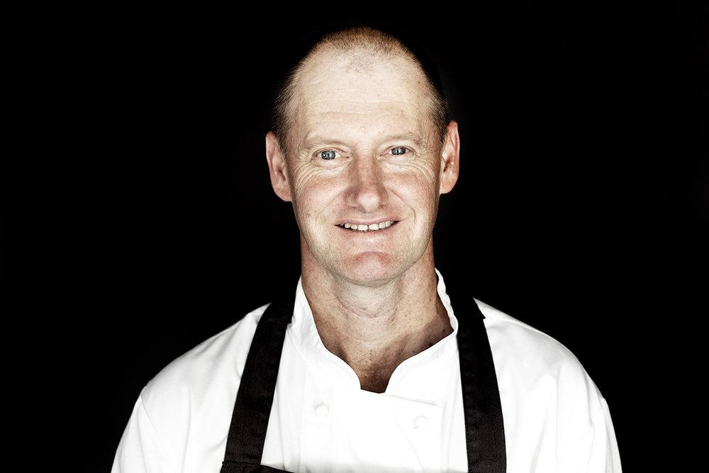 Andy Honeysett — Pastry Chef