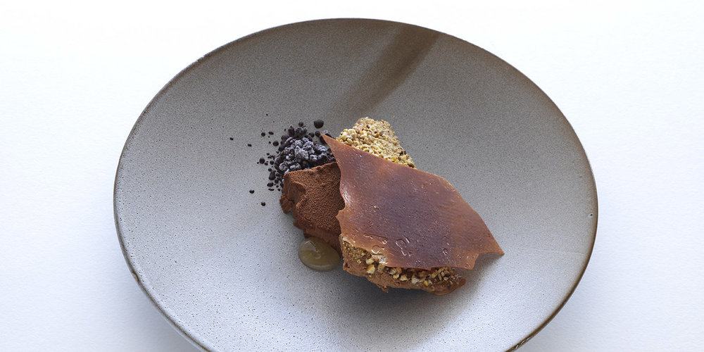 chocolate • chestnut • cognac • cocoa